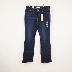 Levi's 715 Boot Cut Jeans Size 14 New